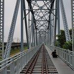Bilde fra Old Railroad Bridge Education Wetland Zone