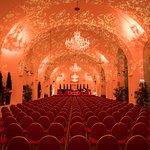 Lichtstimmung Orangerie Schönbrunn