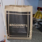 Carry home bag for your food
