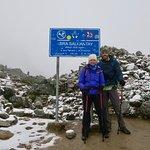 Peak altitude at 15,120 ft on day 2 of the Salkantay Trek