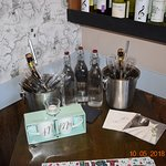 arrival drinks