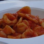 Restaurante Acmet Pascià - Orecchiette (pasta)