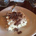 Wonderful dessert Tiramisu