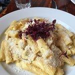 Rigatoni Pollo & Gorgonzola