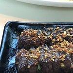Steak skewer