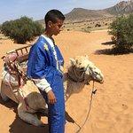 A snap shot of the mini- Sahara.