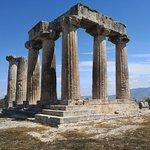 صورة فوتوغرافية لـ Ancient Corinth (Archaia Korinthos)