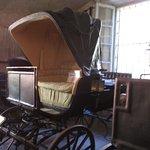una delle carrozze