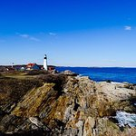 Portland Head Light from the south