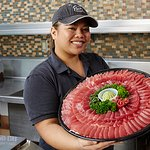 We do platters for special occasions! Call our Fish Market at 808-983-1263
