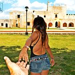 Fall in love in Valladolid Colonial City.