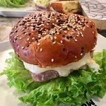 tunafish burger