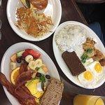 Billede af Waffle King's Virginia Kitchen