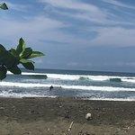 plage à 50m