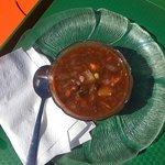 Black Bean Soup ($2.95)