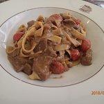 Pasta with Porcini