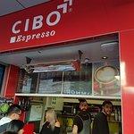 Cibo Espresso Foto