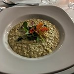 Baby Marrow Risotto