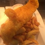 Cod n chips favourite