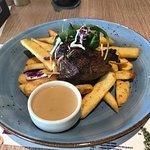 Steack frite