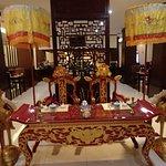 royal seating display