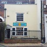 cafe med on trinity street