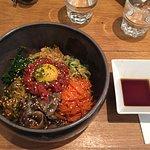 Yukhwe Bibimbap 육회 비빔밥