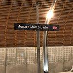 Fotografia de Gare de Monaco Monte-Carlo