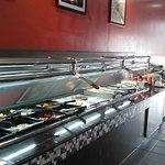 Sun Arch Salad and Dessert Buffet Case
