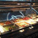 Sun Arch Buffet Hot Buffet with Soups