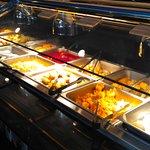 Sun Arch Buffet Fried Foods Buffet Bar