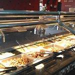 Sun Arch Buffet Main Entrees Buffet Bar