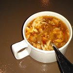 Sun Arch Buffet Hot and Sour soup