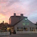 Join us over the summer months to enjoy good food and drinks and a beautiful sunset if you're lu