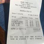 Bilde fra Pizzeria Scala
