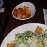 Salads, avocado - roasted beets