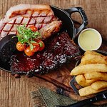 The Pig Mixed Grill