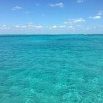 Foto de Garrafon Natural Reef Park