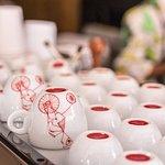 Wandu's cups