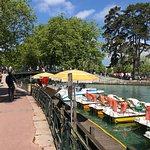 صورة فوتوغرافية لـ Pont des Amours