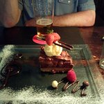 Malteezer cheesecake, amazing