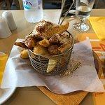 Potato Fries are so fulfilling