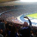 Olympiastadion Berlin Foto