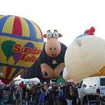 Foto de Albuquerque International Balloon Fiesta Presented by Canon
