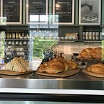 Foto de Croissants Bistro and Bakery