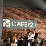 Bild från Cafe 21
