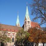 Augsburger Dom(auch:Hohe Domkirche Mariä Heimsuchung)