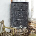 Rainwater Tank 1773, made of Lead