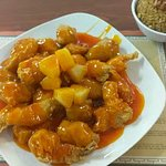 Sweet and Sour Combo