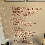 Bilde fra Vista Plateau Restaurant